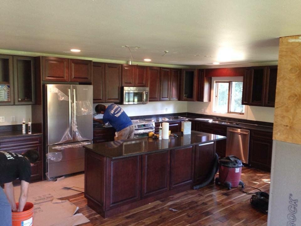 kitchen remodel rockford