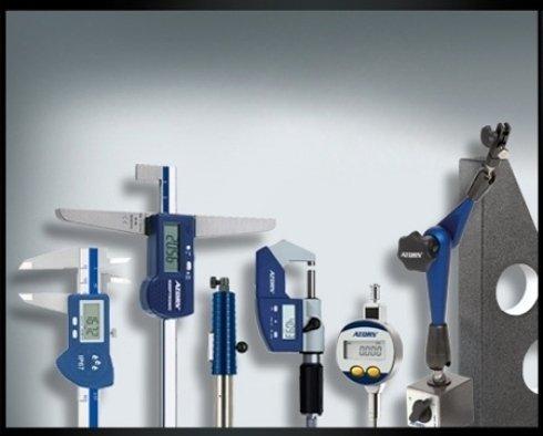 assortimento strumenti misurazione