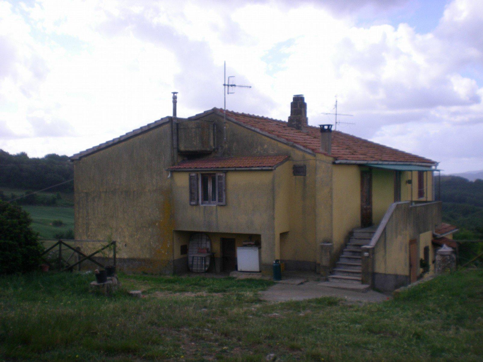 Una villa a due piani