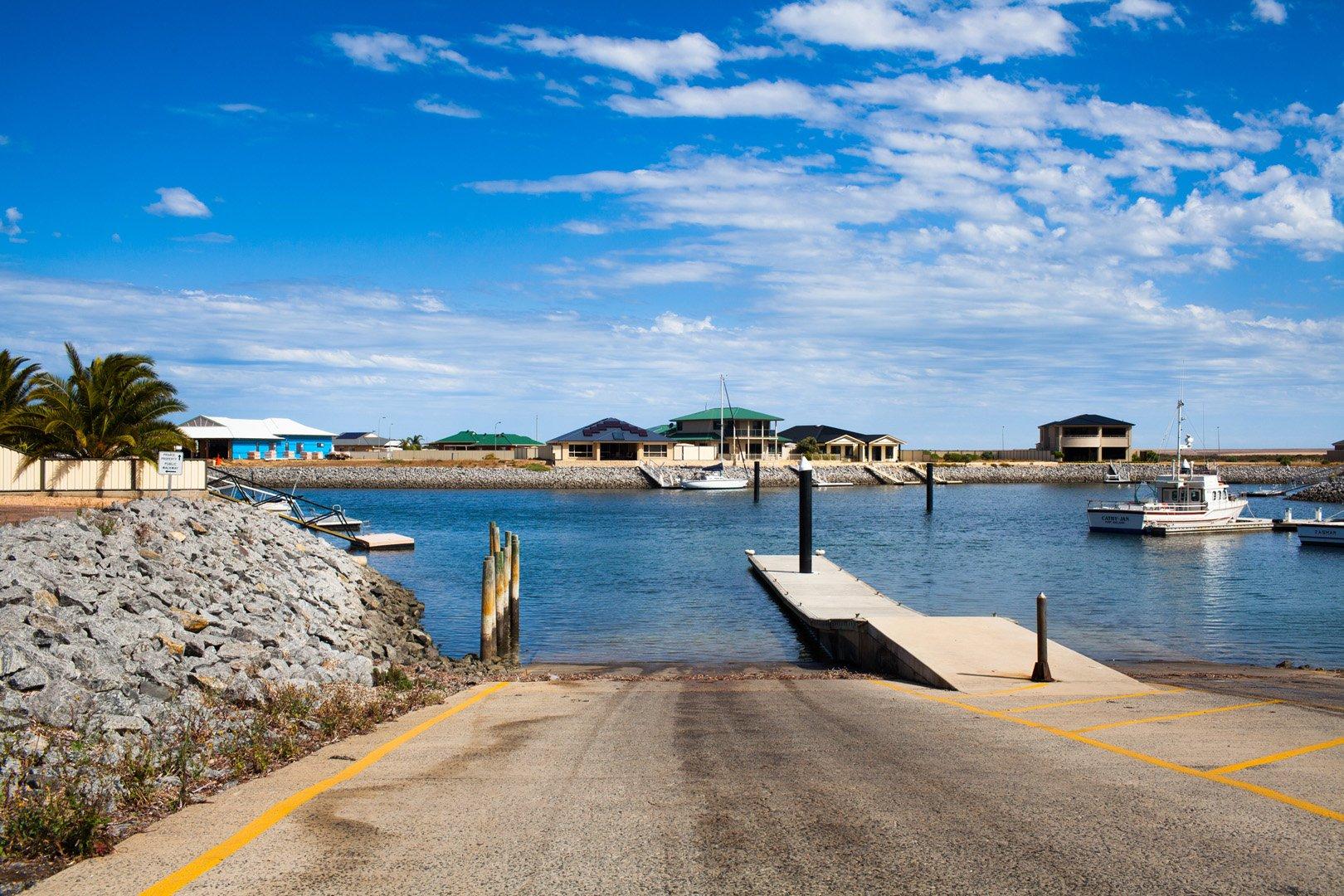 Tumby Bay marina berth hire
