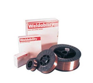 Weldability MIG Welding Wire 15kg Spool 0.8 and 1.0mm