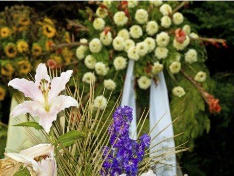 addobbi funerale