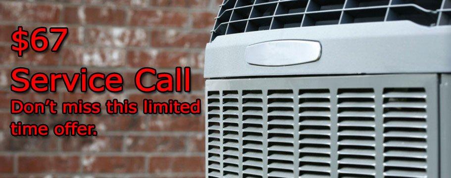 HVAC Service Call Special