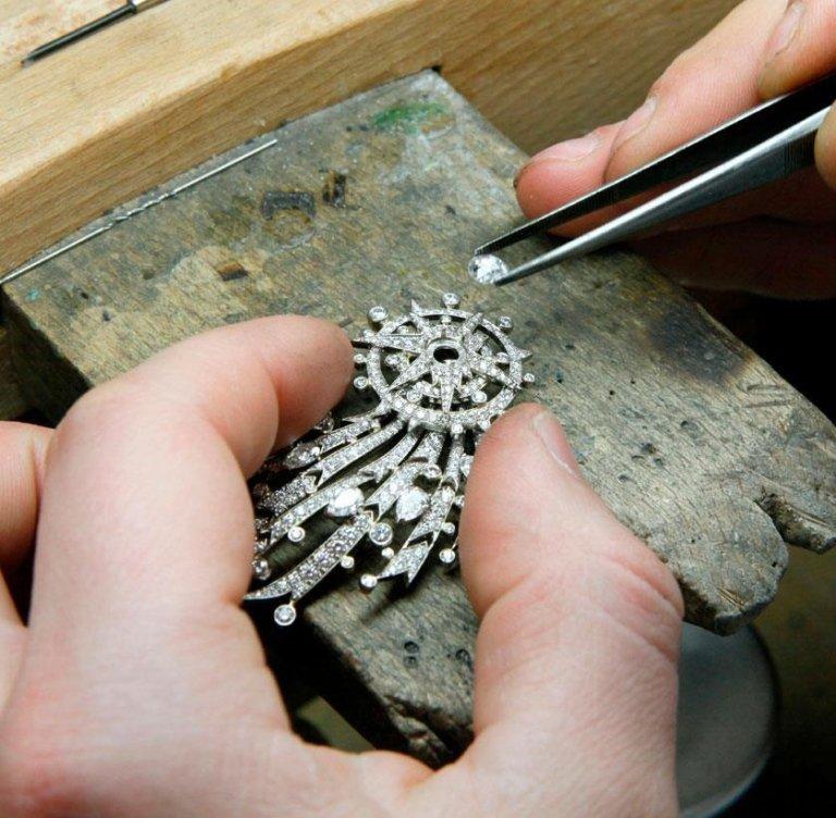 lavorazione gioielli