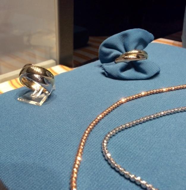 collana e anello