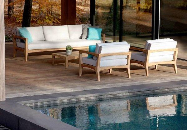 Conosciuto Mobili e tavoli da giardino | Parma, PR | Verdearredo s.r.l. FZ29