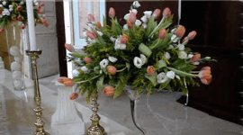 allestimenti per matrimoni, decorazioni per matrimoni, fiori freschi