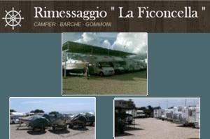 rimessaggio La ficoncella, la ficoncella Civitavecchia, rimessaggio Camper Barche Gommoni Civitavecchia, Roma nord