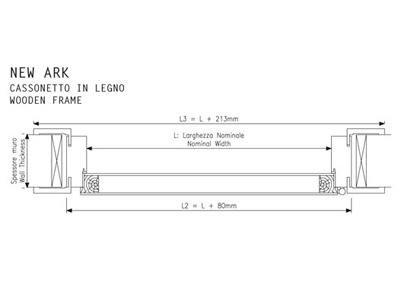 Dettaglio tecnico New Ark