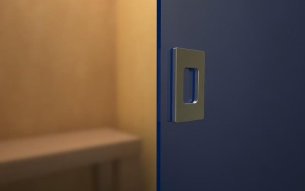 maniglia porta Solovetro