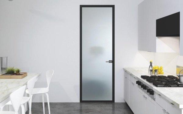 porta vetro alluminio