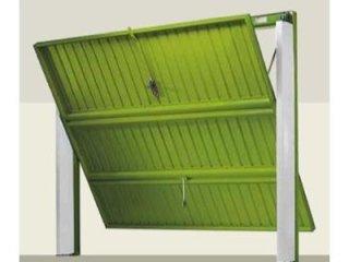 porta zink lato interno