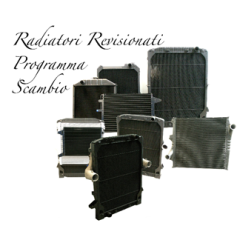AUTOMOTOR srl, Suzzara (MN), radiatori revisionati