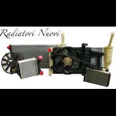 AUTOMOTOR srl, Suzzara (MN), radiatori acqua