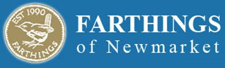 Farthings Of Newmarket logo