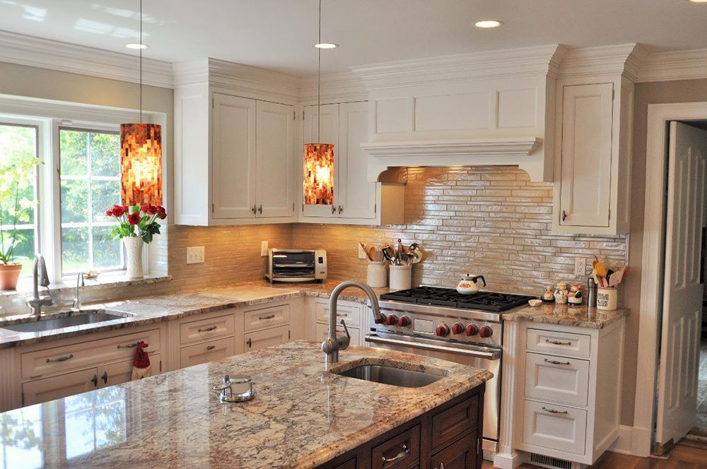 Wood Mode Kitchen Display For Sale
