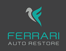 FERRARI AUTO RESTORE - logo