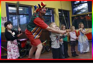 Workshops and Activities for Children.