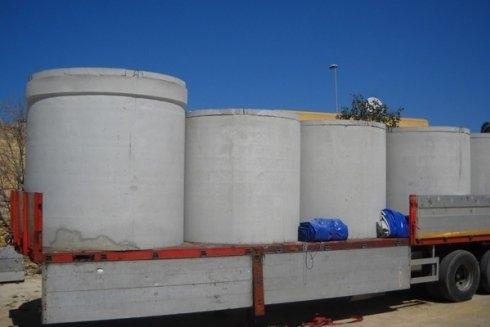Cisterne per acqua potabile