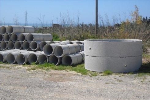 Tubi in cemento