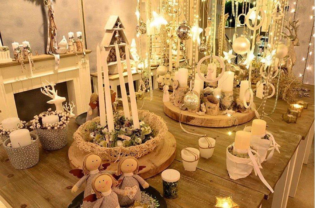natale, decorazioni
