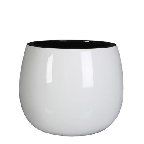 vasi per fiori in terracotta