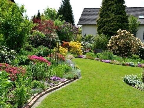 realizzazione giardino con prato all