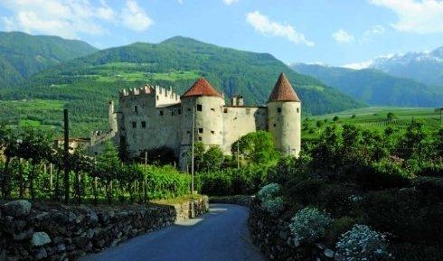 restauro castelli