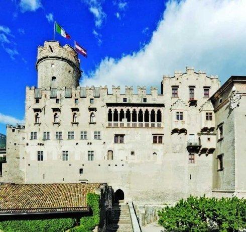 ripristino facciate castelli