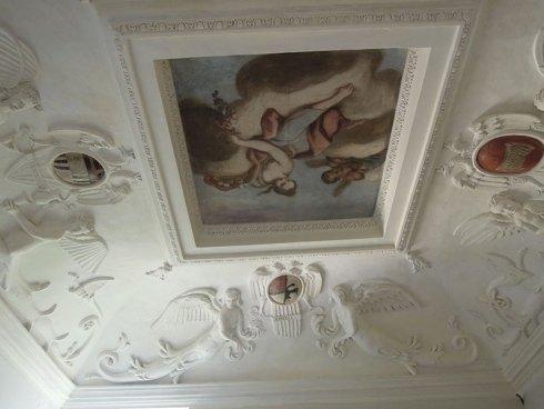 Restauro di affreschi e superfici decorate