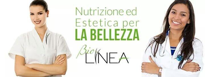 nutrizione ed estetica bio linea