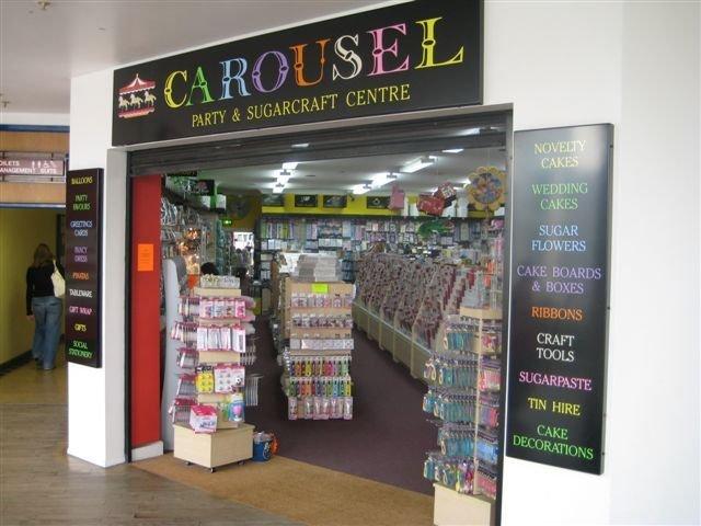 CAROUSEL store