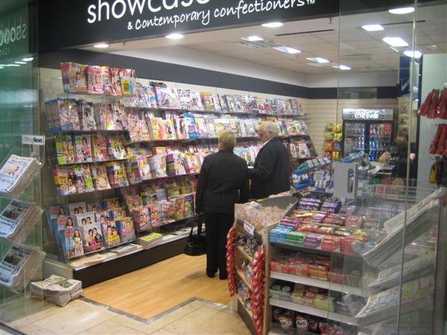 showcase store