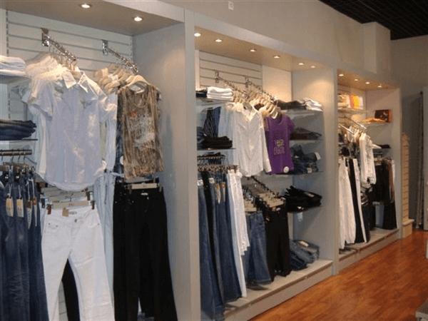 refurbished store