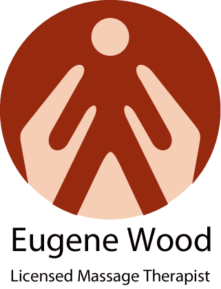 Eugene Wood Massage Therapist Logo