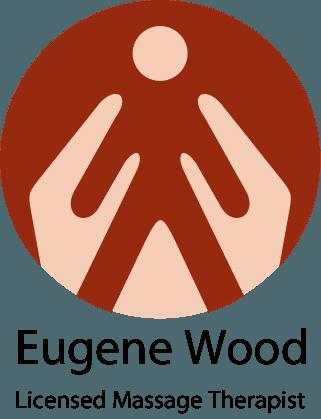 Eugene Wood Massage Therapist Logo