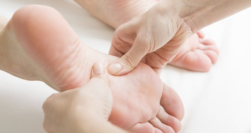 Massage Therapy for Foot Pain Relief Nassau County NY