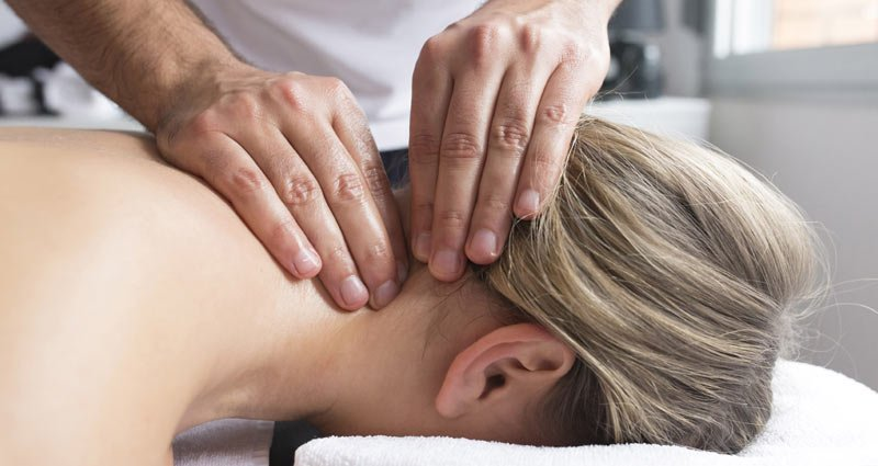 Massage Therapy for Neck Pain Relief Nassau County