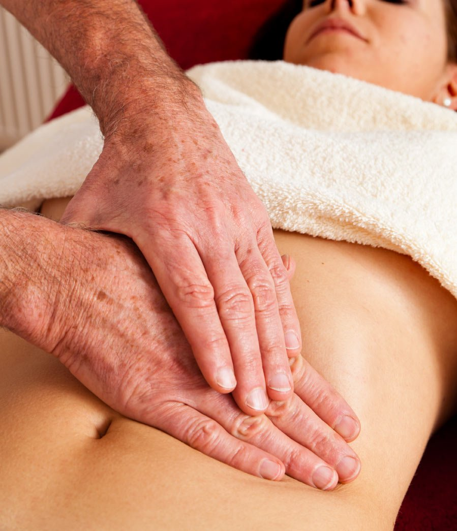 The Health Benefits of GERD Massage Therapy
