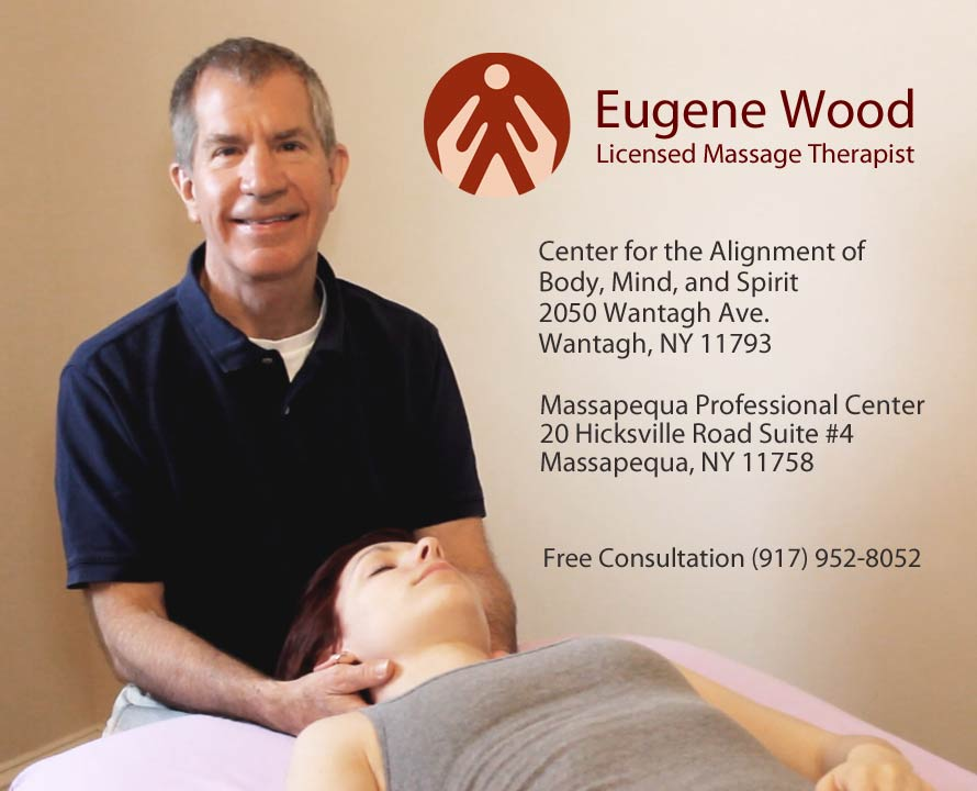 eugene wood massage therapist