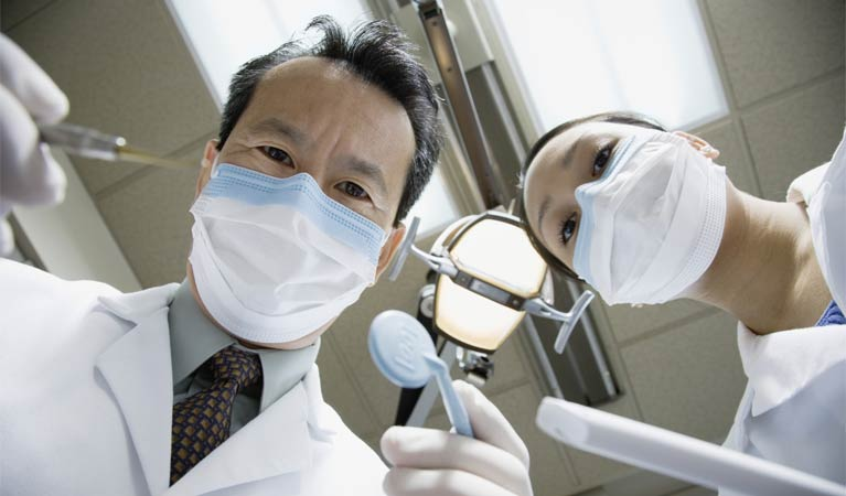two-dentist-general-check