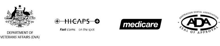 dva-hicaps-medicare-ada-logos