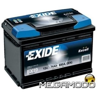 batteria excell