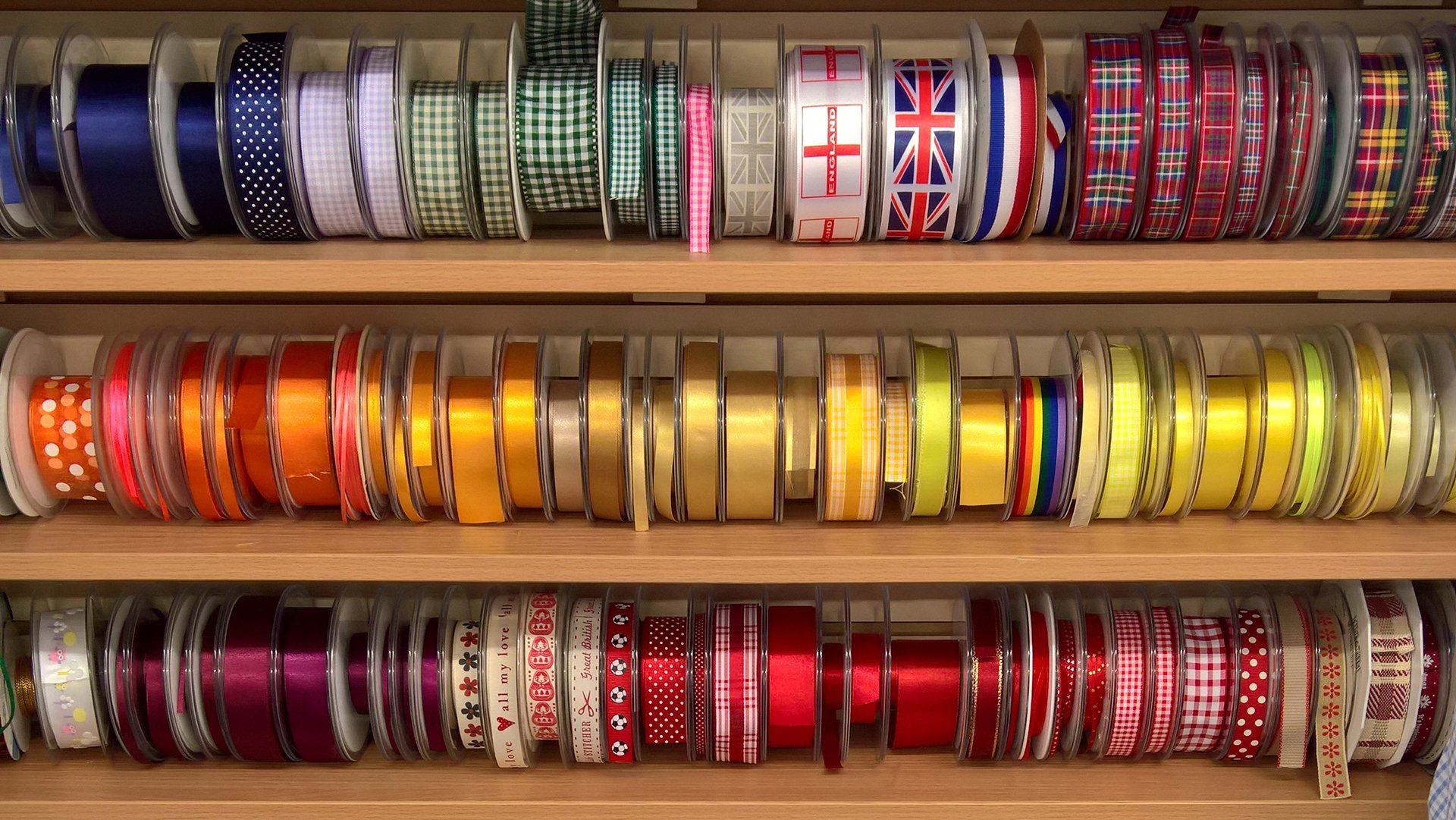 various type of fabrics