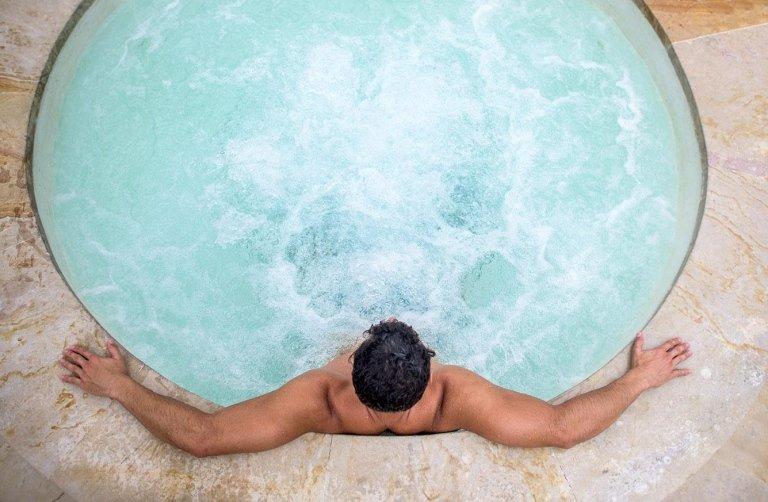 piscine per aree benessere