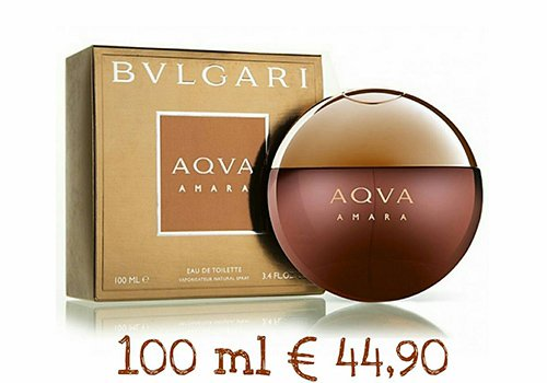 profumo Bulgari Aqua Amara