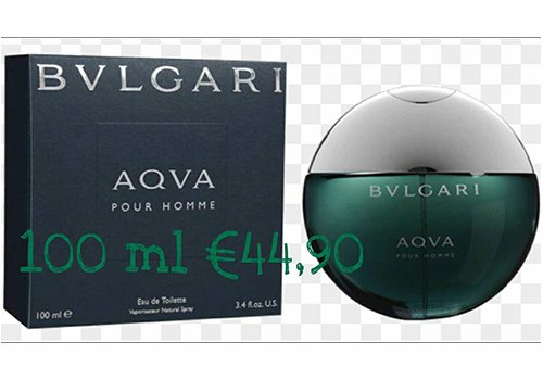 profumo Bulgari Aqua Pour Homme