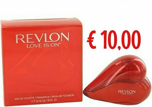 un profumo della marca Revlon Love Is On