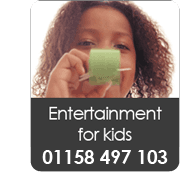 Entertainment for kids