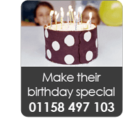 Make their birthday party special